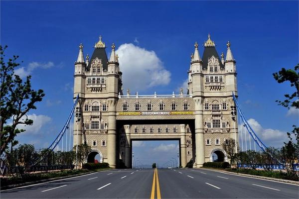 苏州相城区伦敦塔桥