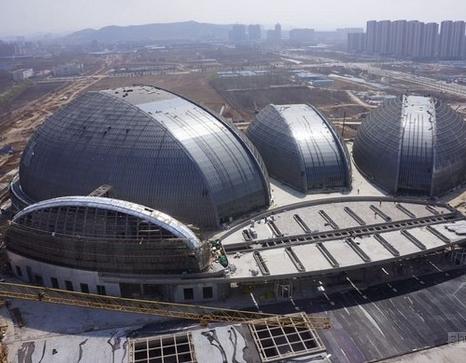 山东济南省会文化中心大剧院