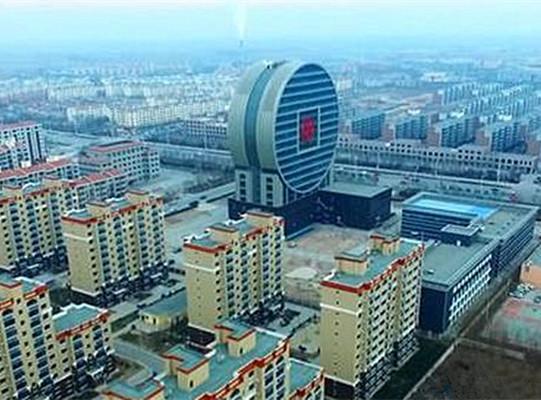 宁夏平罗金融大厦