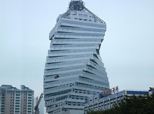 厦门瑞华高科技研发中心大楼