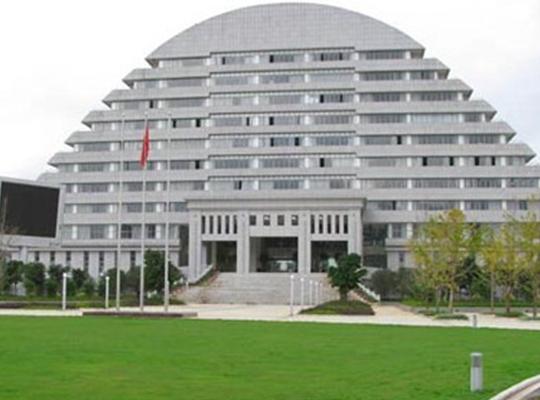 云南农业大学主教学楼