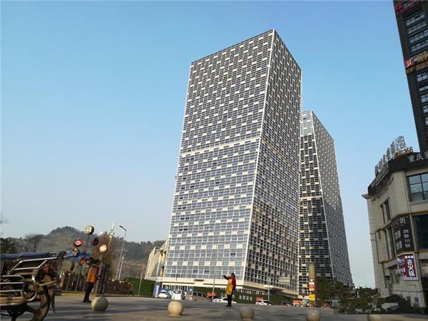 渝北商会大厦
