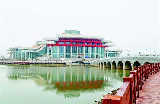 曹禺大剧院