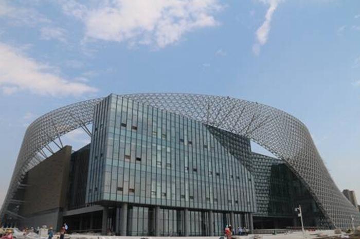 宁夏国际会议中心(宁夏银川)