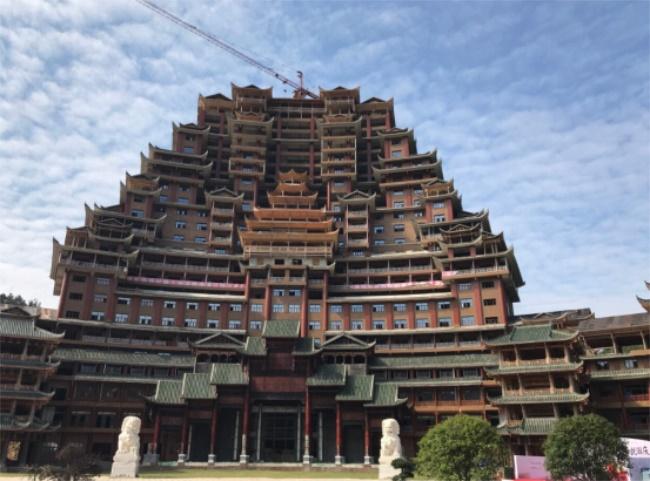 贵州天下第一水司楼(贵州独山)
