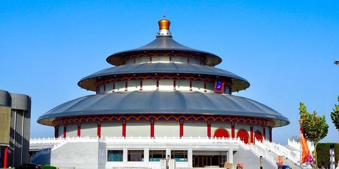 河北沧州中国吴桥国际杂技大剧院