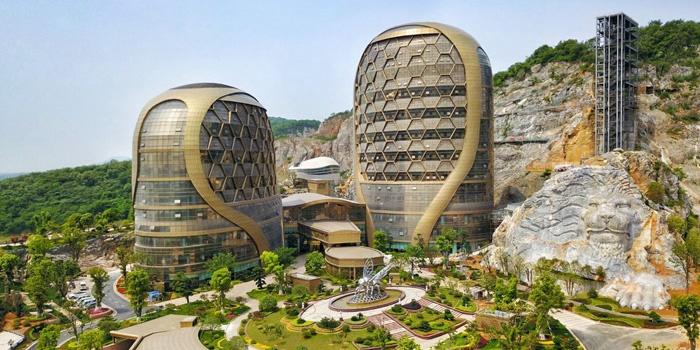 江苏南京蜂巢酒店