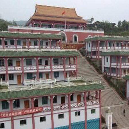 重庆市忠县黄金镇政府办公楼