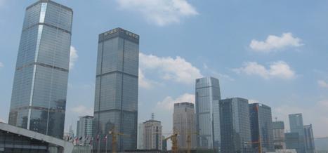 重庆推万亿投资计划 建全球最高摩天双子塔