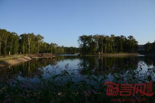 长白山国际旅游度假区景观设计