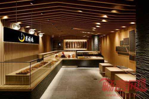 日本:月杨庵店面设计
