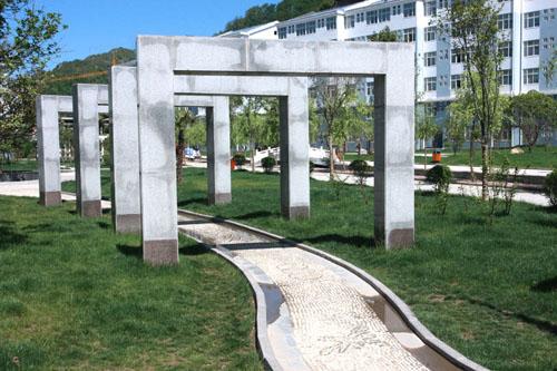 安徽医科大学校园景观(图片来源:百度)