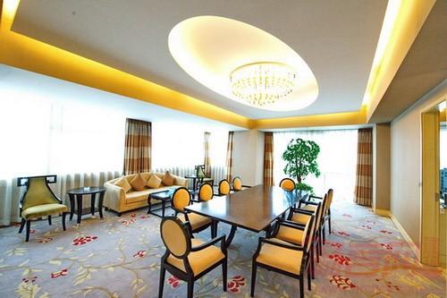 文津国际酒店室内设计