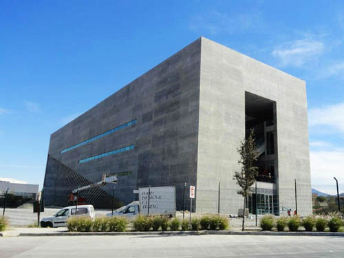 墨西哥:蒙特雷大学设计学院教学楼