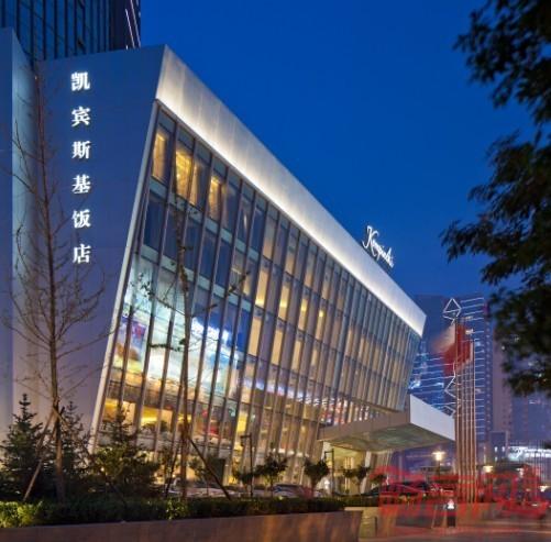 室内设计:美国bld公司/中国建筑设计院
