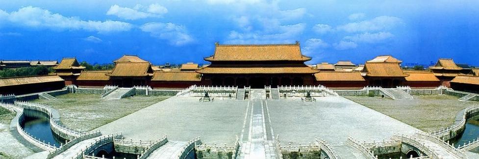 国内著名长寿建筑之北京故宫
