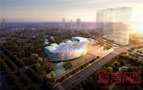 郑州市城乡规划展览馆