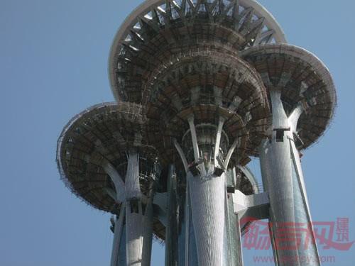 北京奥运观光塔_北京奥运瞭望塔