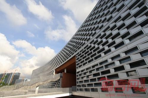 南方科技大学图书馆 -- 建筑畅言网