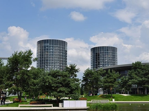 德国:大众汽车城