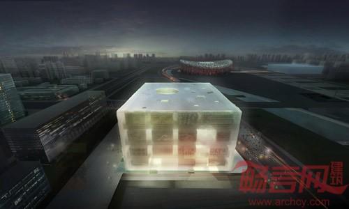 中国国学中心设计方案