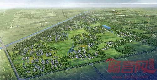 温县陈家沟太极文化生态园规划设计