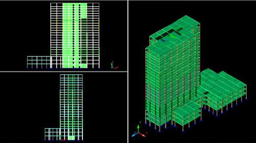 为预制装配式剪力墙结构的工程应用提供了技术支持