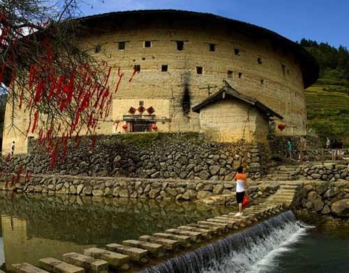 中国最美民居建筑--福建土楼