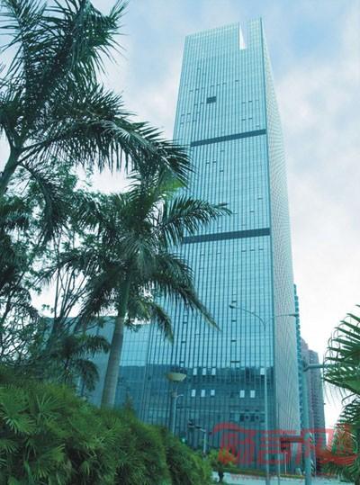 深圳地铁大厦 -- 建筑畅言网
