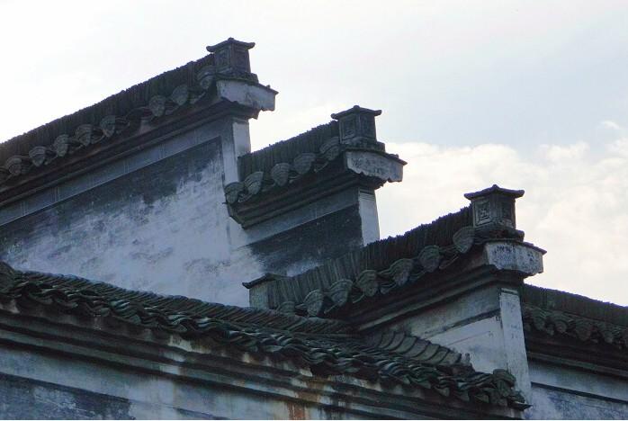 徽派建筑之美-马头墙
