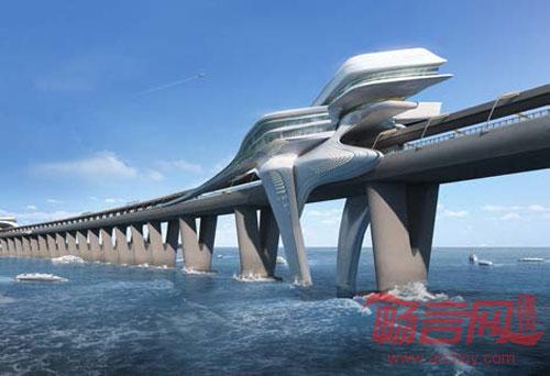 【建走偏锋】海口东海岸如意岛项目