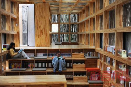 我的书屋我的梦水彩画