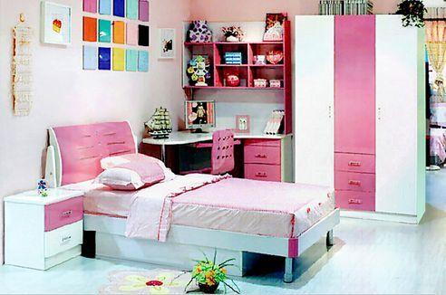 儿童房间室内设计方案