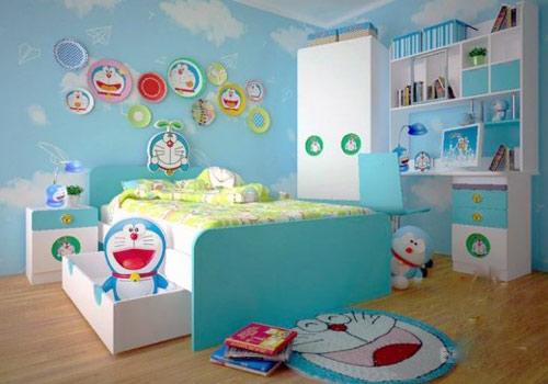 儿童房室内装修设计注意事项