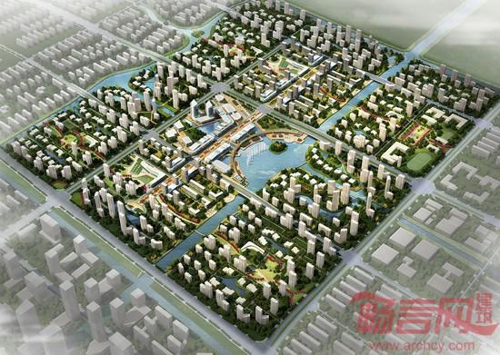 对于苏通产业园的中央居住区总体规划设计,我们以崭新的设计理念打造出一个独具魅力、充满经济活力、对环境友好的新型城市社区。项目的中心位置是一条商业街,除了供车辆通行外,还可用作一个公共活动场所。与巴塞罗那的兰布拉大道一样,这条街也是一条标志性的中央大道,集商业、娱乐和休闲为一体,吸引人们在此工作、生活和游玩。住宅小区环绕着中央大道,设有步行街区、临街商铺和尺度宜人的建筑。绿树环绕的步行道和自行车道连接起整个2.