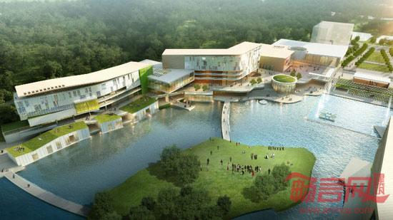 联合国际学院珠海唐家湾校区 -- 建筑畅言网