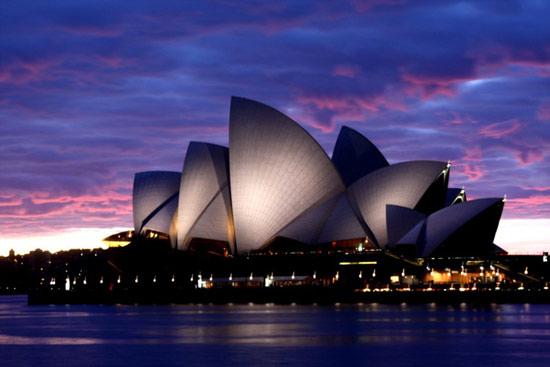 悉尼歌剧院(一)