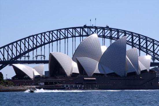 悉尼歌剧院(三)