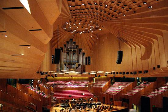 悉尼歌剧院(四)