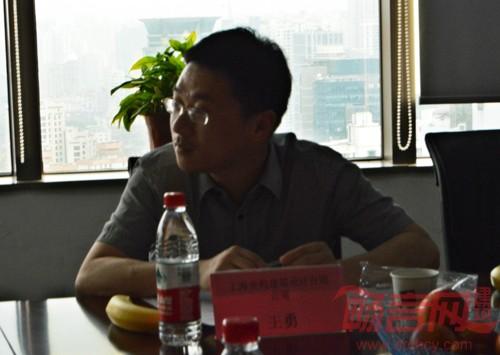 王勇,上海央构建筑设计有限公司设计总监