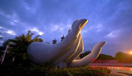 海南三亚南山旅游度假区