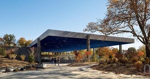 旱冰溜冰场设计图-国希望公园湖边滑冰场