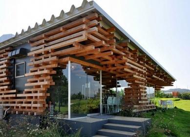 张树君:装配式木结构建筑
