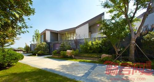 合肥合院别墅图片