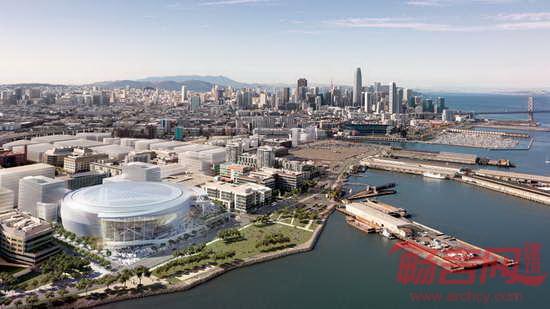 美国 旧金山金州勇士球场更新方案