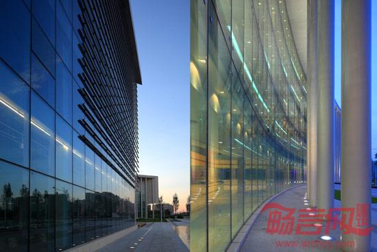 哈尔滨哈西新区发展大厦