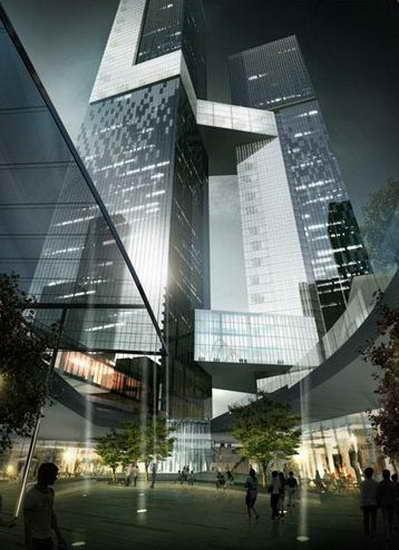 深圳湾创新科技中心