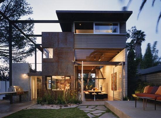 洛杉矶700 palms别墅设计