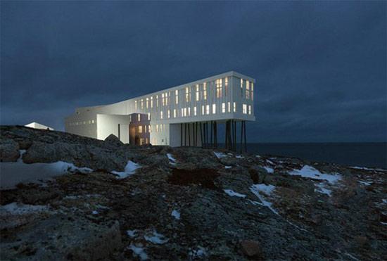 加拿大纽芬兰福戈岛酒店