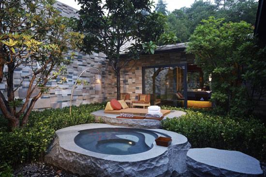 石头别墅室内石头英式别墅图片11